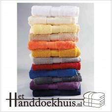 Handdoek 70 x 140cm (luxe 600 gr/m2) zonder logo