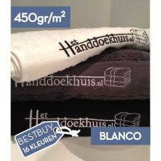 Washand 16 x 21cm (450 gr/m2) zonder logo