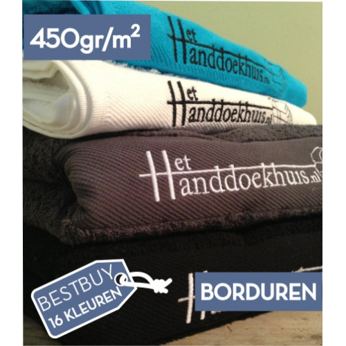 Badhanddoek Met Logo.Mooie Handdoeken Borduren Met Uw Naam Logo Of Tekst