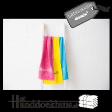Sporthanddoek 30 x 130cm (450 gr/m2) bedrukken in 1 kleur op de band