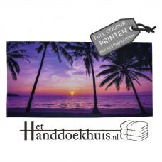 Handdoek 50 x 100cm 350 gr/m2 met sublimatie print